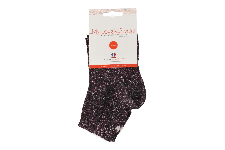Chaussettes et collants My Lovely Socks Jo Rose vue derrière