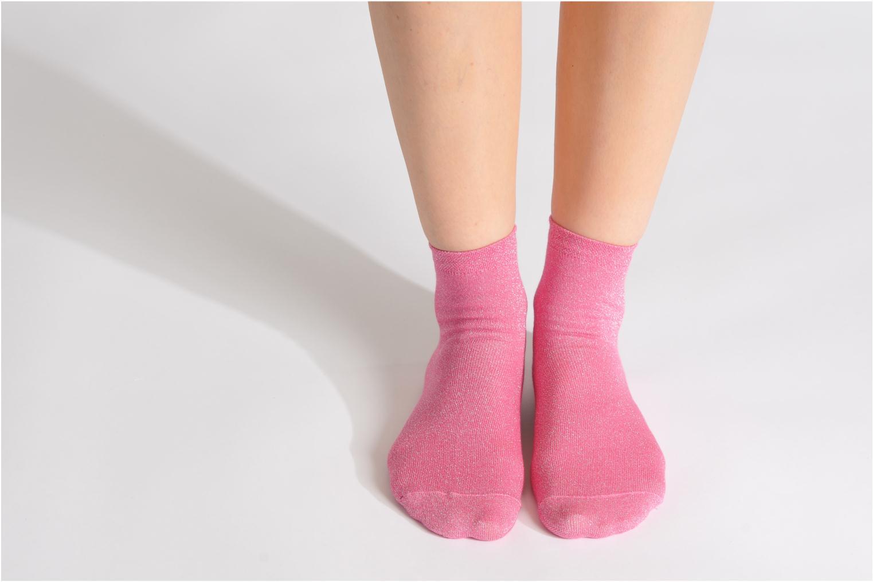 Strømper og tights My Lovely Socks Jo Pink se foroven