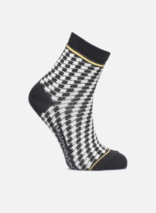 Chaussettes et collants My Lovely Socks Zoe Noir vue détail/paire