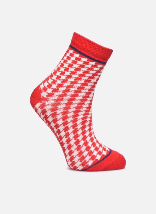Chaussettes et collants My Lovely Socks Zoe Rouge vue détail/paire
