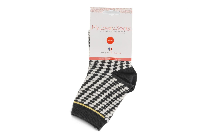Calze e collant My Lovely Socks Zoe Nero immagine posteriore