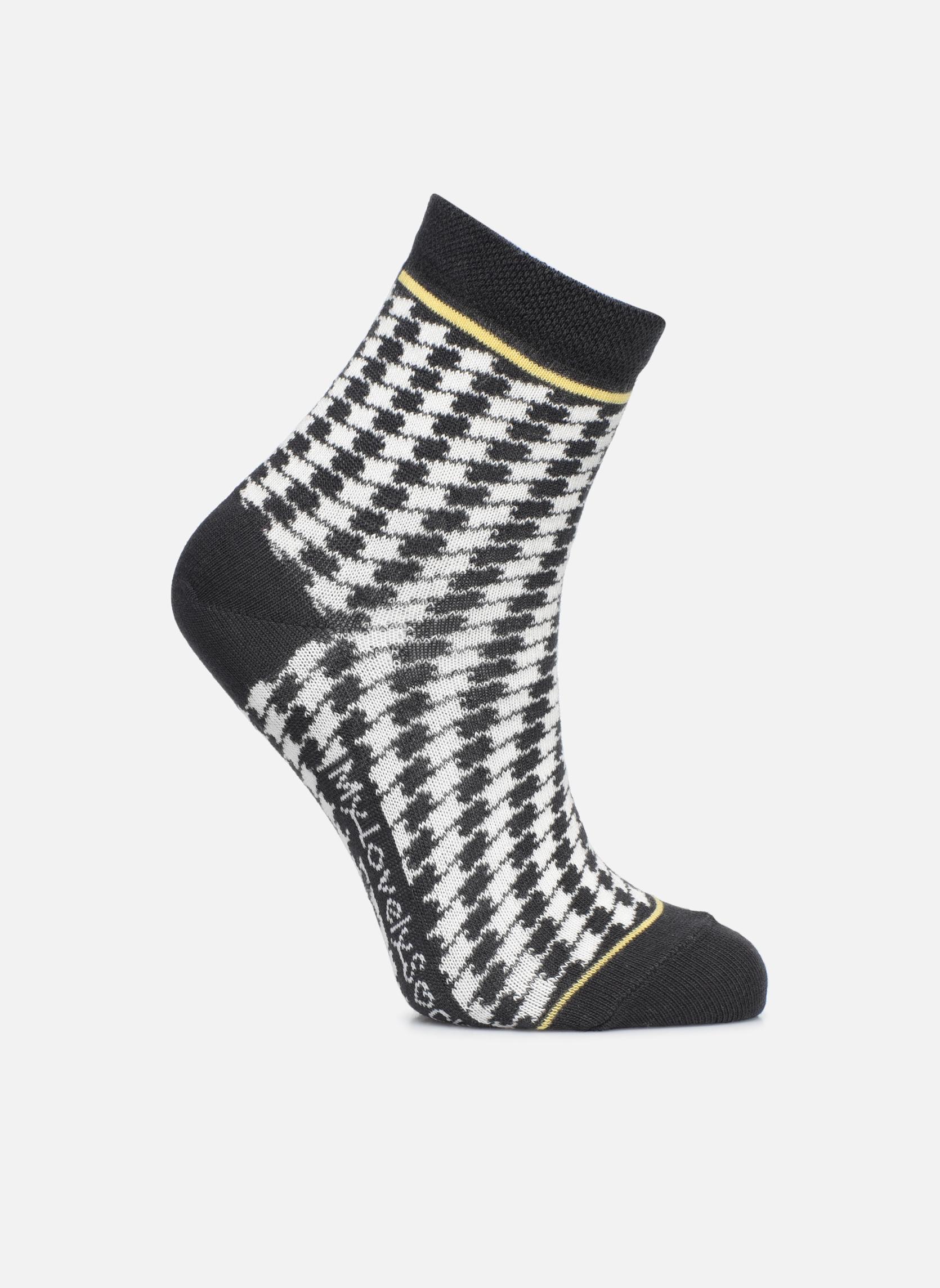 Calze e collant My Lovely Socks Zoe Nero vedi dettaglio/paio