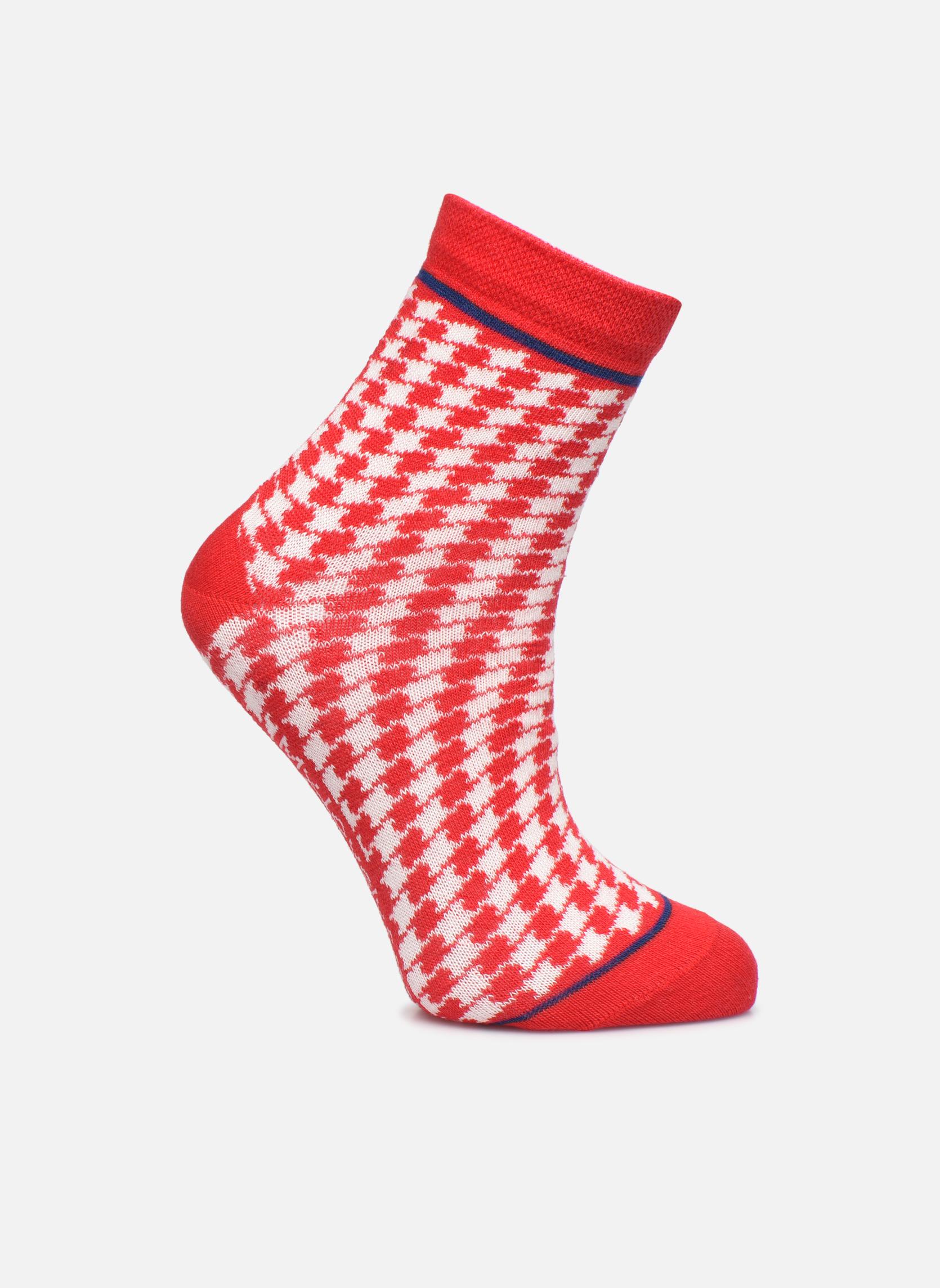 Calze e collant My Lovely Socks Zoe Rosso vedi dettaglio/paio