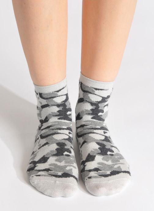Calze e collant My Lovely Socks Anna Grigio immagine dal basso