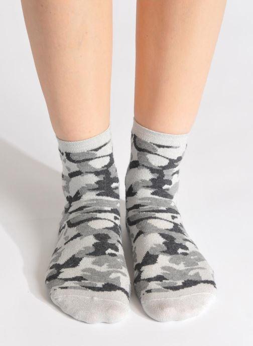Chaussettes et collants My Lovely Socks Anna Gris vue haut