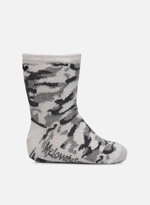 Chaussettes et collants My Lovely Socks Anna Gris vue détail/paire