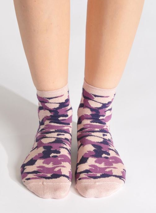 Socks & tights My Lovely Socks Anna Pink view from underneath / model view