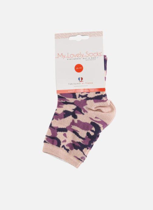 Calze e collant My Lovely Socks Anna Rosa immagine posteriore