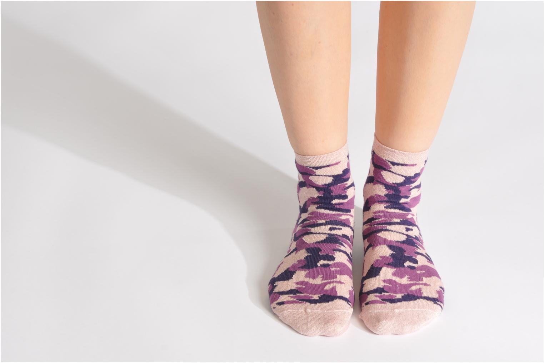 Strømper og tights My Lovely Socks Anna Pink se foroven