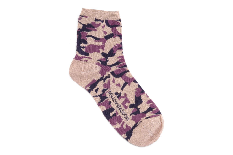 Strømper og tights My Lovely Socks Anna Pink detaljeret billede af skoene