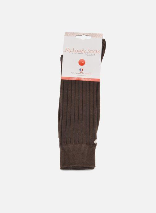 Sokken en panty's My Lovely Socks Justin Bruin achterkant