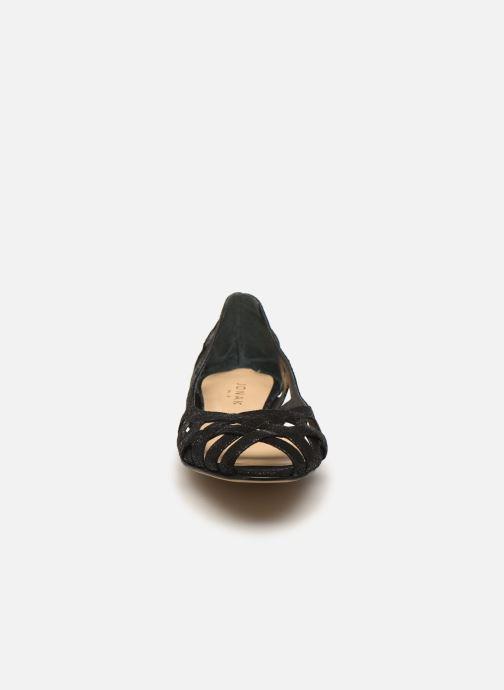 Ballerinas Jonak DERAY schwarz schuhe getragen