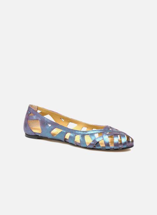 vente énorme beauté rétro Jonak DERAY (Bleu) - Ballerines chez Sarenza (248779)