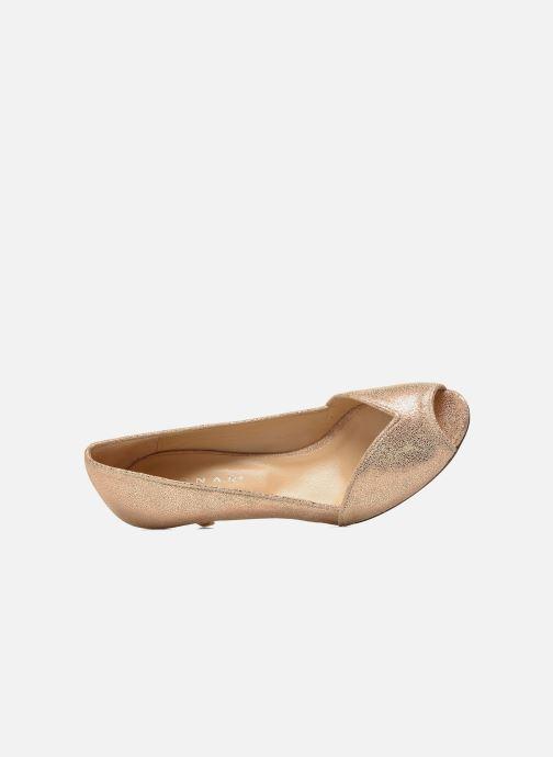 Zapatos de tacón Jonak AMUT Oro y bronce vista lateral izquierda