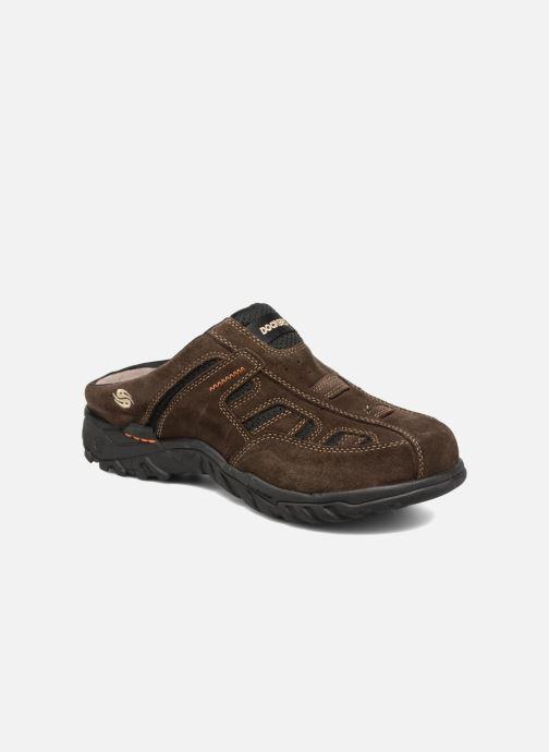 Dockers Sibil (braun) - Sandalen bei Más cómodo