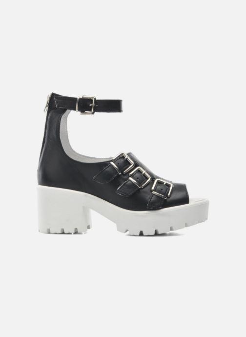 Sandales et nu-pieds Swear Olga 1 Noir vue derrière