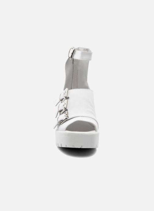 Sandalen Swear Olga 1 weiß schuhe getragen