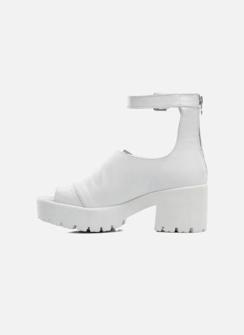 Sandales et nu-pieds Swear Olga 1 Blanc vue face