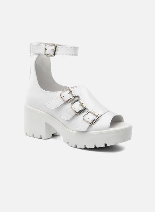 Sandales et nu-pieds Swear Olga 1 Blanc vue détail/paire