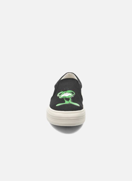 Baskets YOSH x SWEAR YOSH X SWEAR 2 M Noir vue portées chaussures