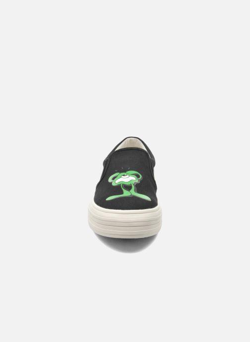 Sneaker YOSH x SWEAR YOSH X SWEAR 2 M schwarz schuhe getragen