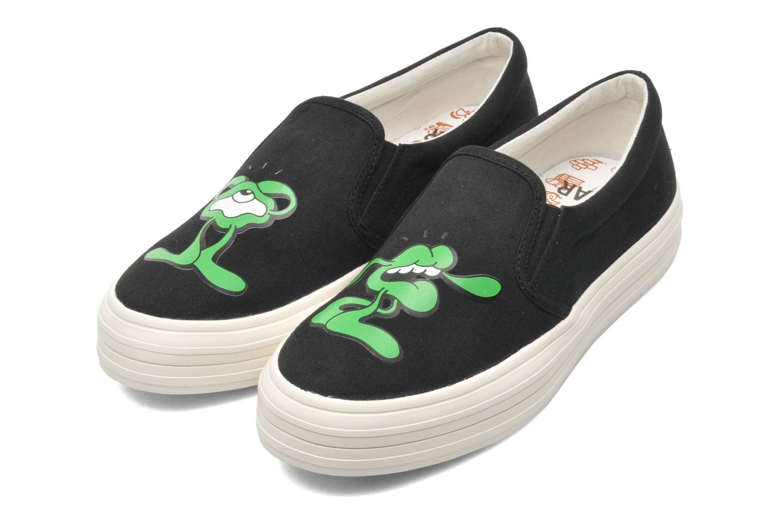 Sneakers YOSH x SWEAR YOSH X SWEAR 2 M Nero immagine 3/4