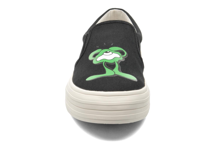 Sneakers YOSH x SWEAR YOSH X SWEAR 2 M Nero modello indossato