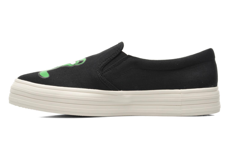 Sneakers YOSH x SWEAR YOSH X SWEAR 2 M Nero immagine frontale