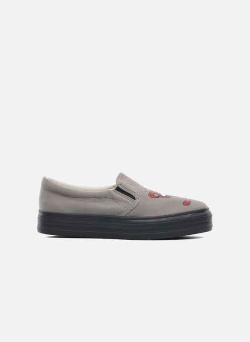 Sneaker YOSH x SWEAR YOSH X SWEAR 2 W grau ansicht von hinten