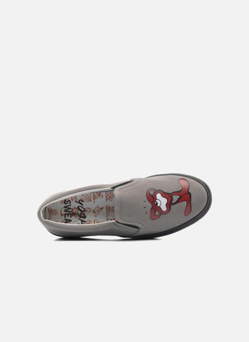 Sneaker YOSH x SWEAR YOSH X SWEAR 2 W grau ansicht von links