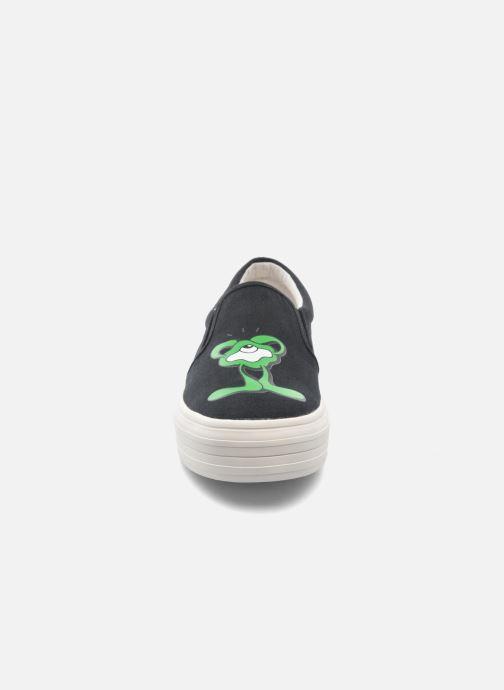 Sneaker YOSH x SWEAR YOSH X SWEAR 2 W schwarz schuhe getragen