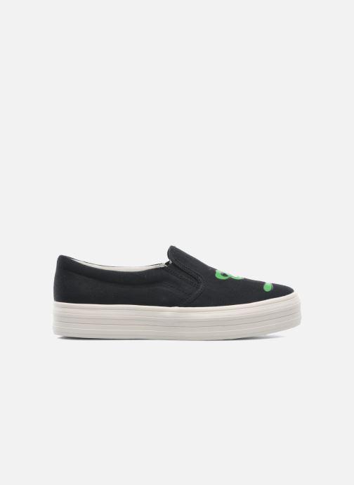 Sneaker YOSH x SWEAR YOSH X SWEAR 2 W schwarz ansicht von hinten
