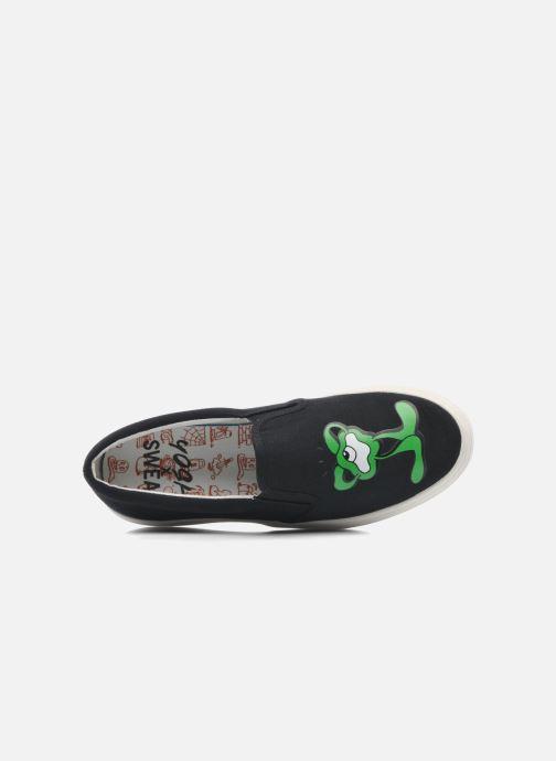Sneaker YOSH x SWEAR YOSH X SWEAR 2 W schwarz ansicht von links