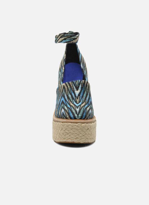 Escarpins Jeffrey Campbell SCULLY ESP Multicolore vue portées chaussures