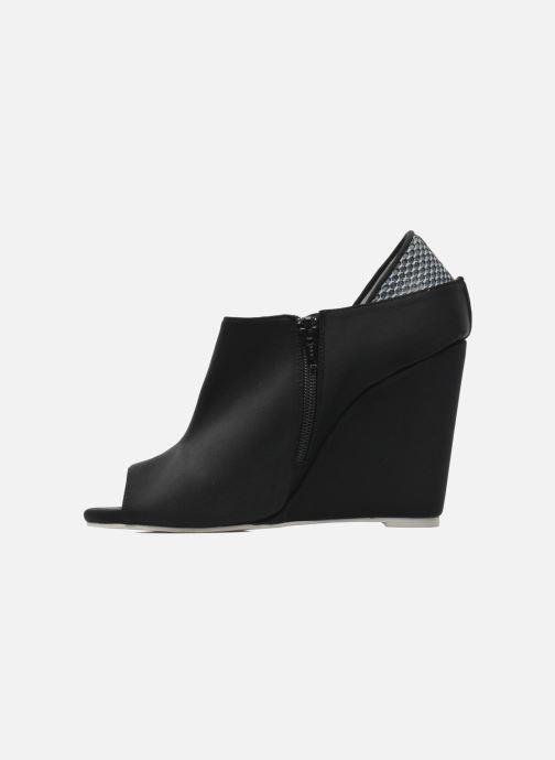 Stiefeletten & Boots Jeffrey Campbell JUBIE schwarz ansicht von vorne