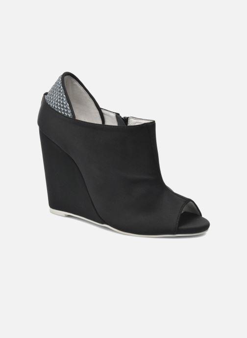 Stiefeletten & Boots Jeffrey Campbell JUBIE schwarz detaillierte ansicht/modell