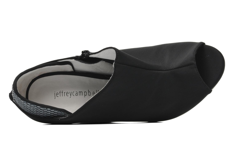 Bottines et boots Jeffrey Campbell JUBIE Noir vue gauche