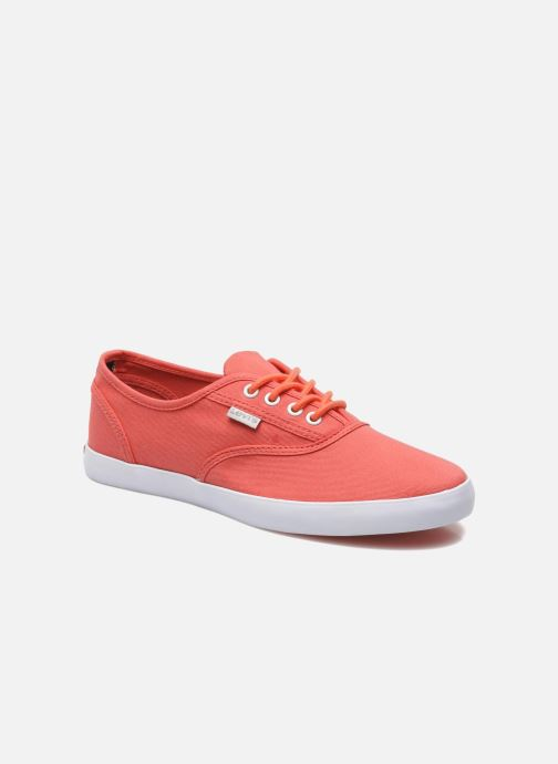 Sneakers Levi's Palmdale Lace Up Roze detail