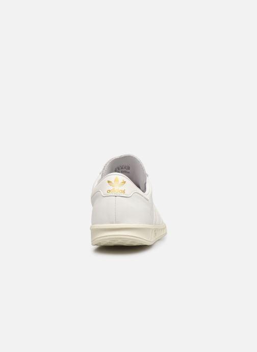 Sneakers adidas originals Hamburg Bianco immagine destra