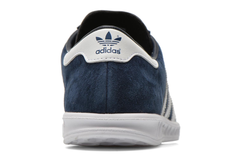 Sneakers Adidas Originals Hamburg Azzurro immagine destra
