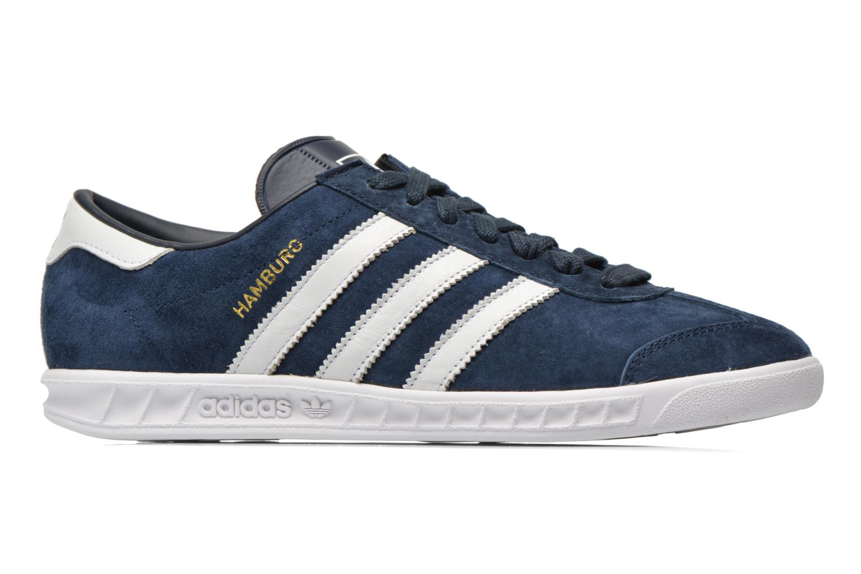 Sneakers Adidas Originals Hamburg Azzurro immagine posteriore