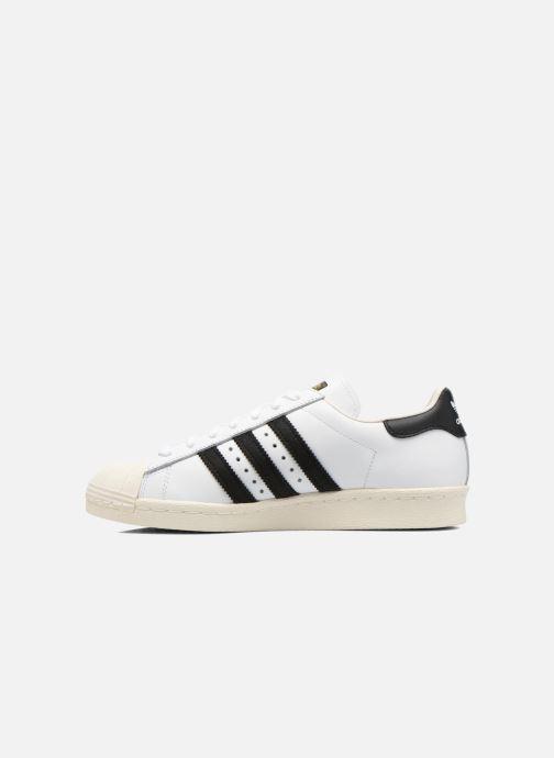 Adidas Originals Superstar 80S W W W (Beige) - scarpe da ginnastica chez   Usato in durabilità  d81454