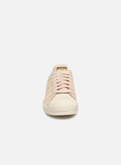 Sneakers adidas originals Superstar 80S W Beige model