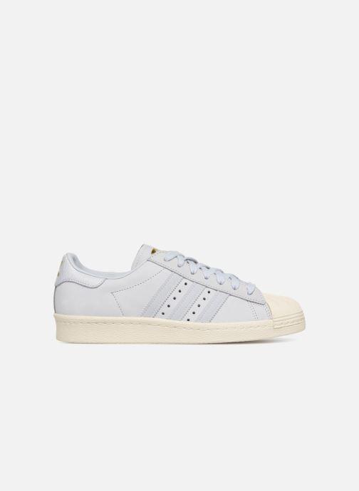 Sneaker adidas originals Superstar 80S W blau ansicht von hinten