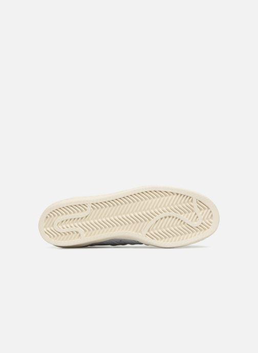 Sneaker adidas originals Superstar 80S W blau ansicht von oben