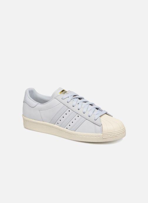 Sneaker adidas originals Superstar 80S W blau detaillierte ansicht/modell