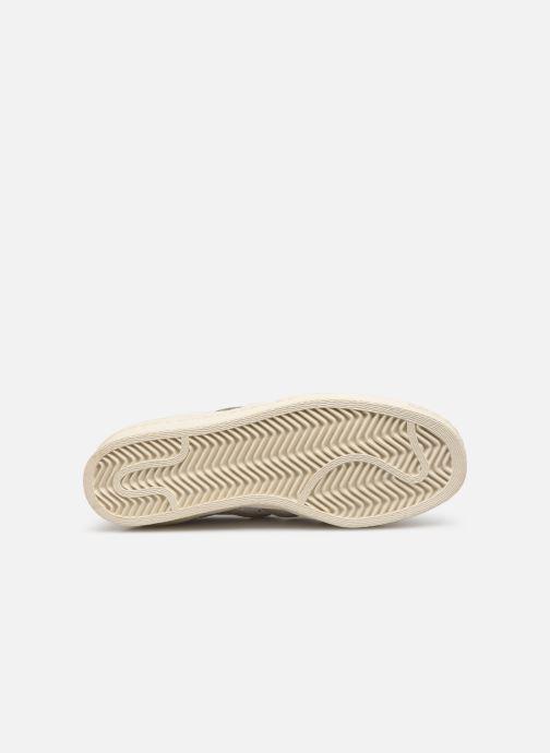 Sneaker adidas originals Superstar 80S W weiß ansicht von oben