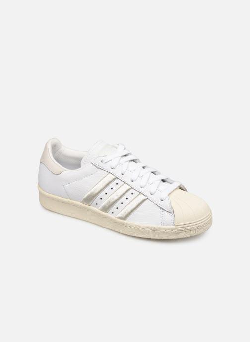 Adidas Originals Superstar 80s W (blanco) - Deportivas Chez