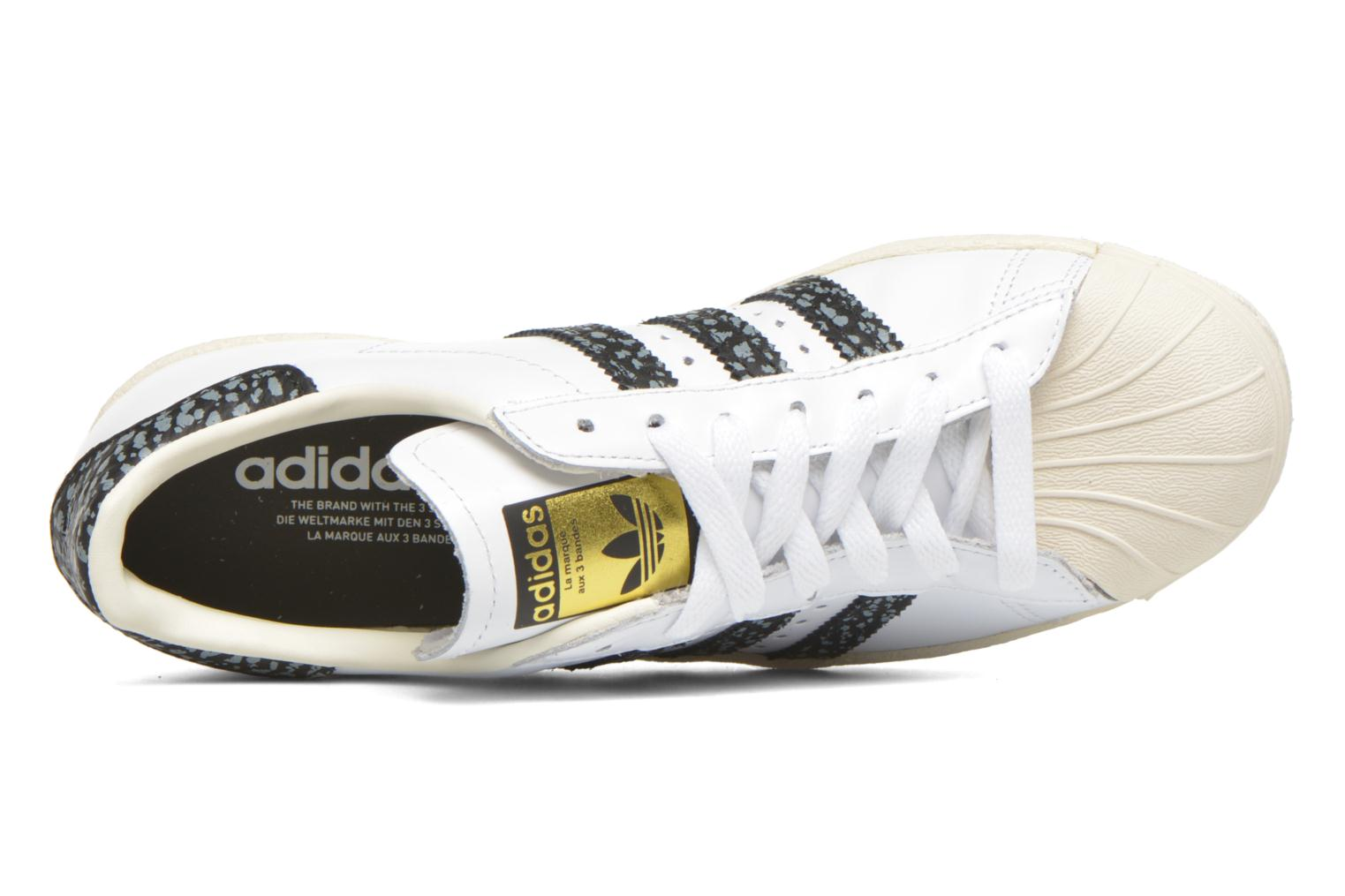 Sneakers Adidas Originals Superstar 80S W Wit links