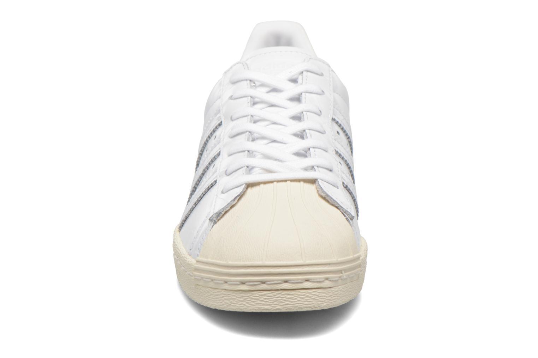 Sneakers Adidas Originals Superstar 80S W Vit bild av skorna på